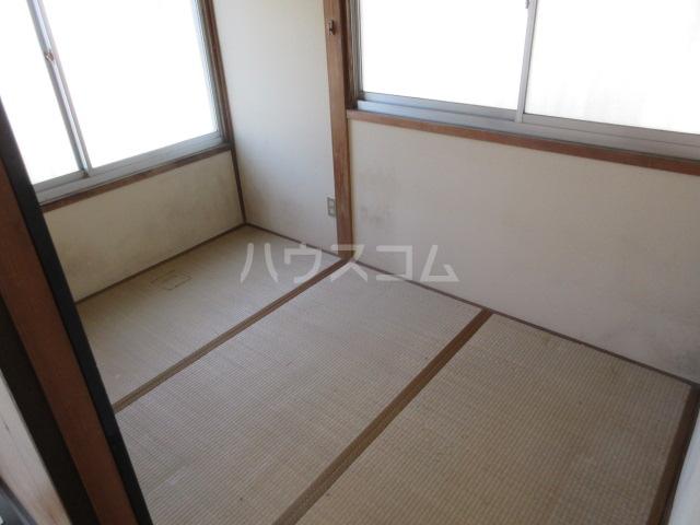 舟木平屋の居室