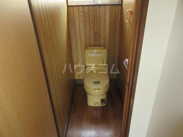 舟木平屋のトイレ