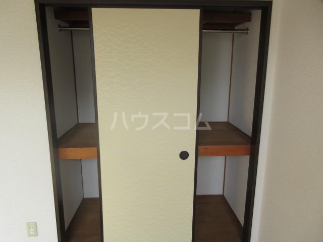 コーポ大塚 202号室の収納