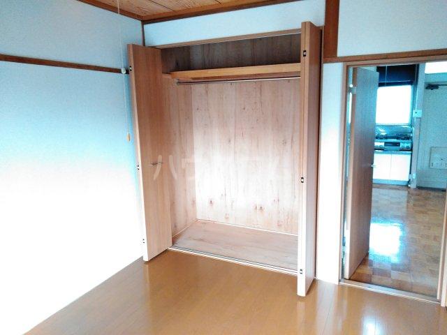 三の丸ブルーハイム 106号室の収納