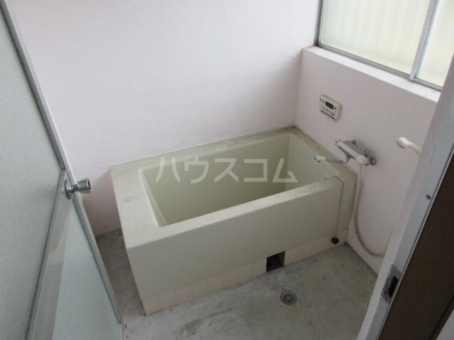 酒門貸家の風呂