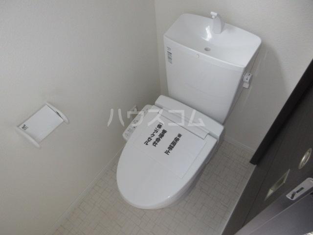 ポコタウンCのトイレ