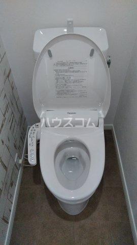 フローラハイツB 101号室のトイレ