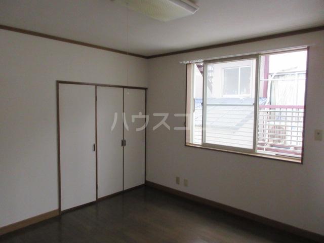 高橋アパート 1号室の居室