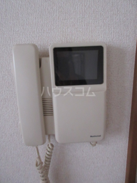 高橋アパート 1号室のセキュリティ