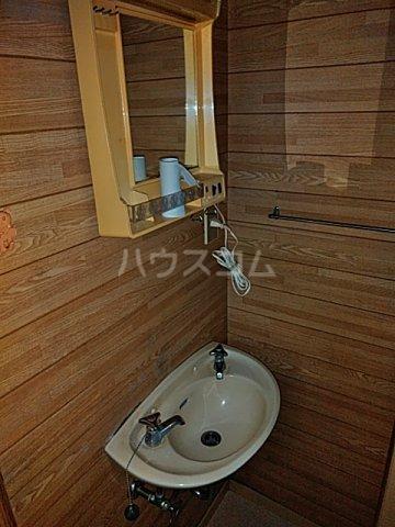 リッツガーデンⅠ 306号室の洗面所