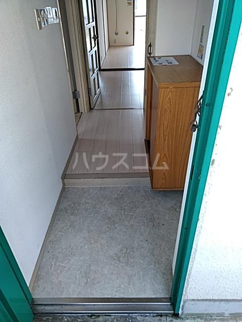 リッツガーデンⅠ 306号室の玄関