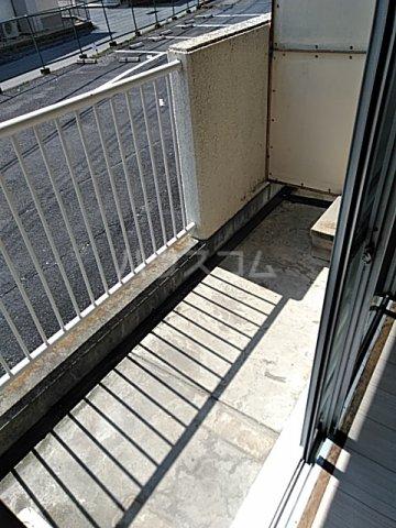 リッツガーデンⅠ 306号室のバルコニー