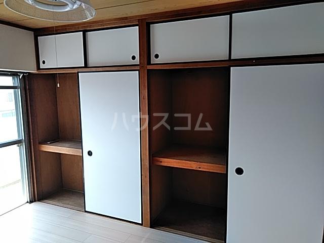 リッツガーデンⅠ 306号室の収納