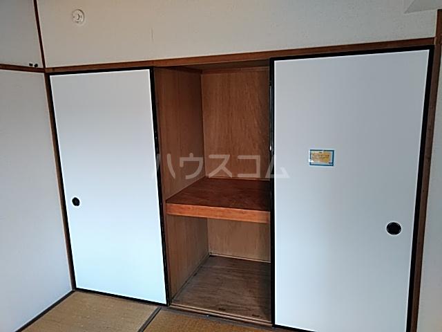 リッツガーデンⅠ 312号室の収納
