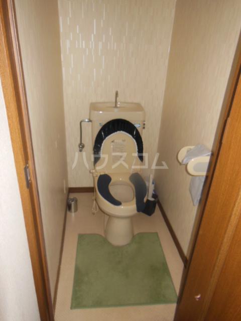 ラフォーレ クラチ 303号室のトイレ