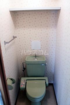グランドハイツ石黒 307号室のトイレ