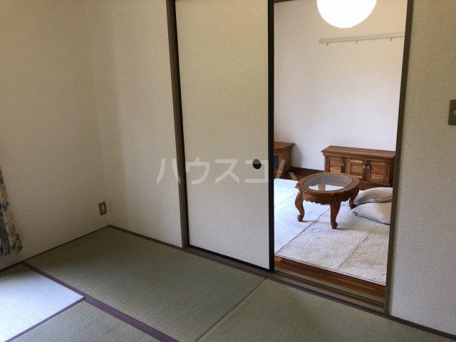 ユトリロ代田 102号室のリビング