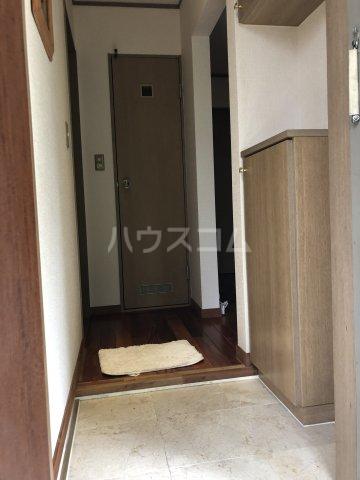 ユトリロ代田 102号室の玄関