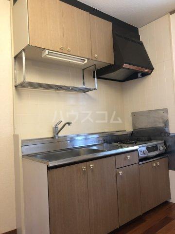 ユトリロ代田 102号室のキッチン