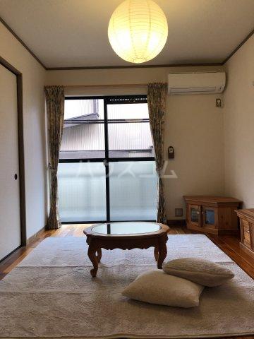 ユトリロ代田 102号室の居室