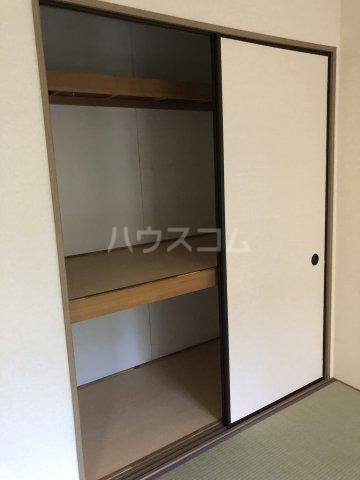 ユトリロ代田 102号室の収納