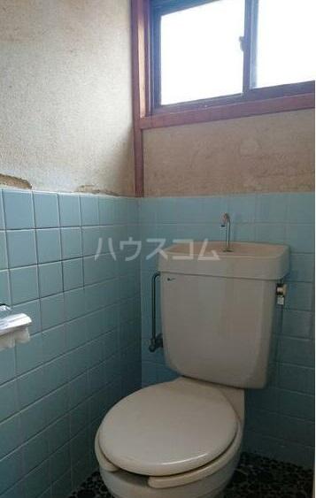 本野町平屋のトイレ
