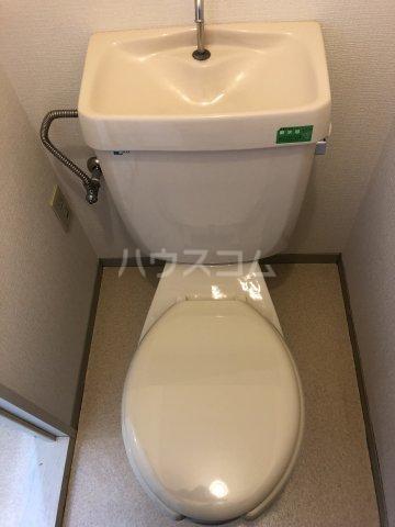 セジュール東曙 B 101号室のトイレ