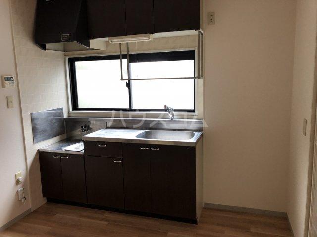 セジュール東曙 B 101号室のキッチン