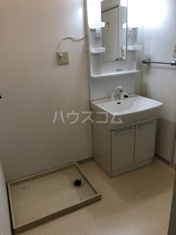 セジュール東曙 B 101号室の洗面所