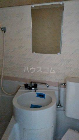 オレンジハウス 301号室の洗面所