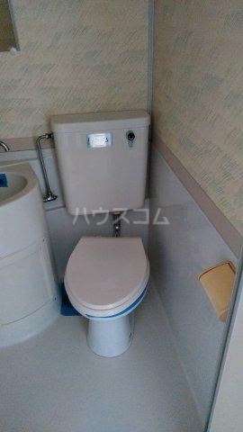 オレンジハウス 1002号室のトイレ