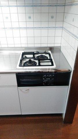 Grand Latour 206号室のキッチン