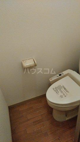 コンフォート玉名 205号室のトイレ