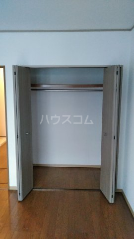 コンフォート玉名 205号室の収納