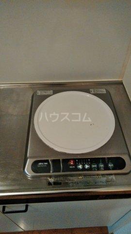 コンフォート玉名 205号室のキッチン