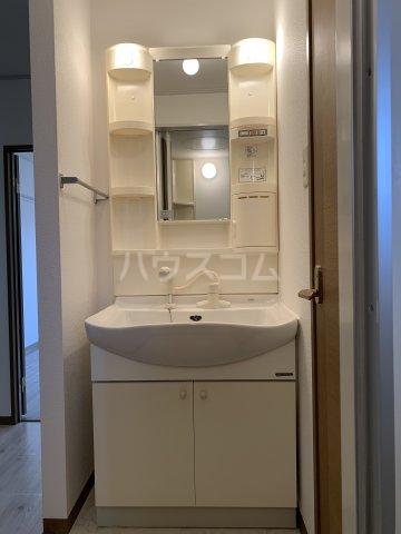 シャインポート屋島 E棟 202号室の洗面所