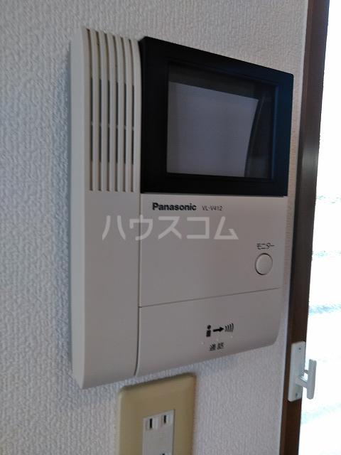 リジェール東山崎 A棟 102号室のセキュリティ