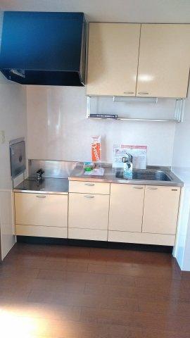 シュガー・コート 203号室のキッチン