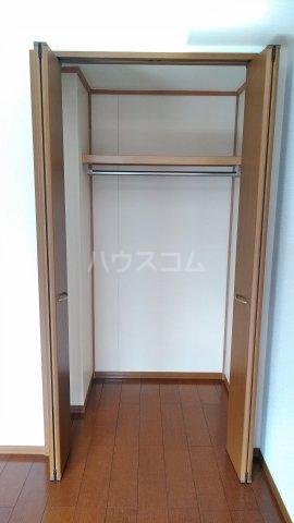 シュガー・コート 203号室の収納