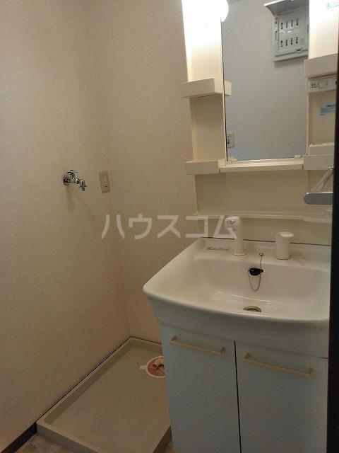 リジェール東山崎 D棟 102号室の洗面所