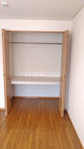 エクセレンスファミール木太 B棟 B102号室の収納