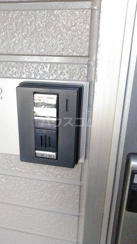 エクセレンスファミール木太 B棟 B102号室のセキュリティ