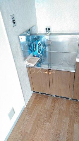 ドミール円座 D棟 101号室のキッチン