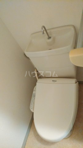 ドミール円座 D棟 101号室のトイレ