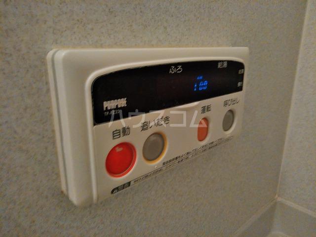 サウスプラザ六条 401号室の設備