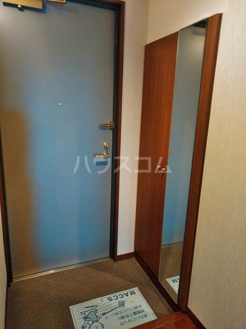 サウスプラザ六条 401号室の玄関