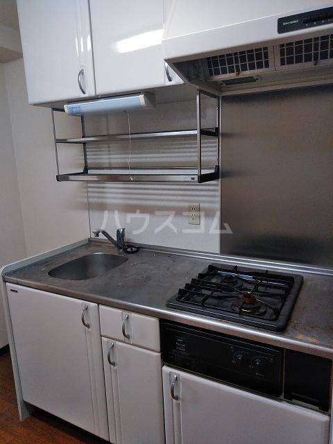 レーベンスクエア 307号室のキッチン