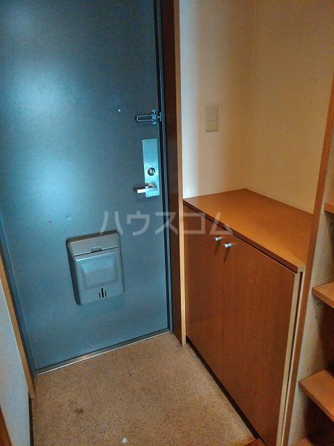 レーベンスクエア 307号室の玄関