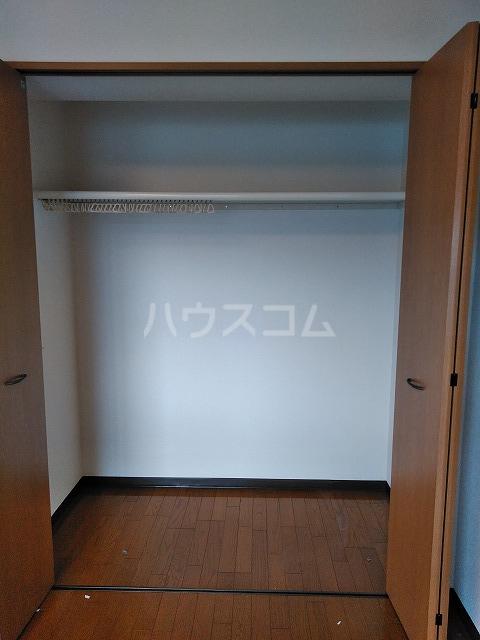 レーベンスクエア 307号室の収納