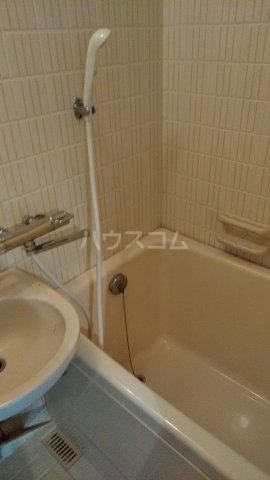 パレス所 201号室の風呂