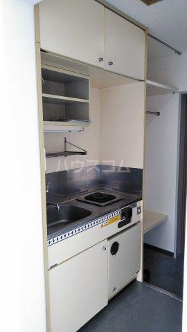 アルファ西宝町 309号室のキッチン