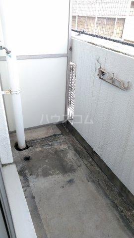 アルファ西宝町 309号室のバルコニー