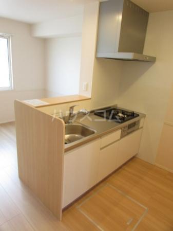 セジュール雅 A棟 105号室のキッチン