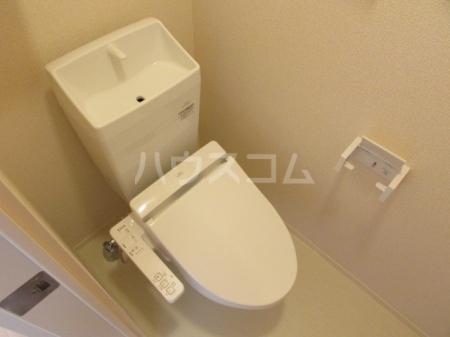 セジュール雅 A棟 105号室のトイレ